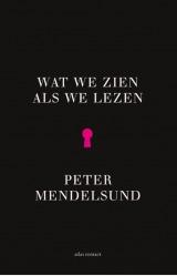Wat we zien als we lezen door Peter Mendelsund | Een Boek Review