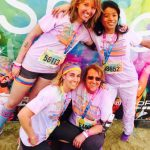 Fun met de Color Run