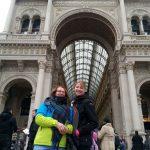 Skiën of Zonnen , Milaan , wintersport