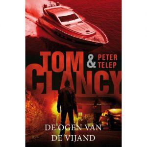 De ogen van de vijand  door Tom Clancy, Peter Telep | Een Boek Review