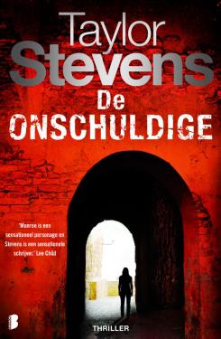 De Onschuldige door Taylor Stevens | Een Boek Review