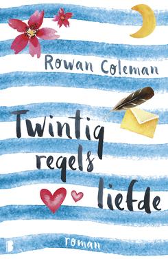 Twintig regels liefde door Rowan Coleman | Een Boek Review