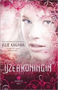 De IJzerkoningin door Julie Kagawa | Een Boek Review