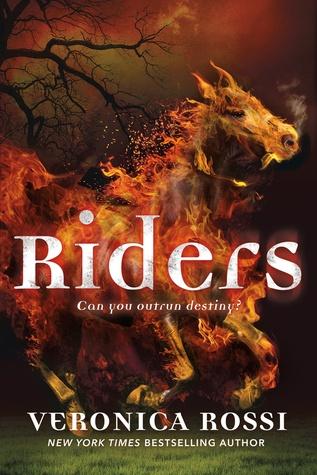 Riders door Veronica Rossi | Een Boek Review