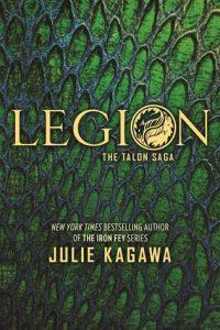 Legion door Julie Kagawa