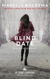 Blind Date door Marelle Boersma | Een Boek Review