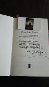 signeren Jenna Blum