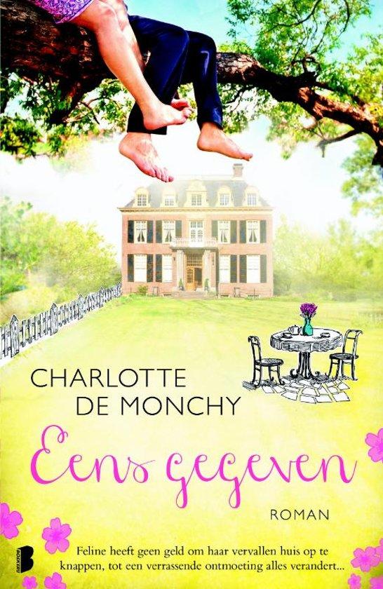 Eens gegeven door Charlotte de Monchy   Een Boek Review