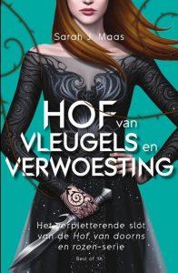 Hof van Vleugels en Verwoesting door Sarah J. Maas | Een Boek Review