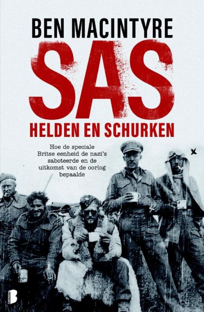 SAS  helden en schurken door Ben Macintyre