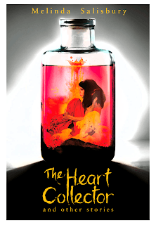 The Heart collector door Melinda Salisbury